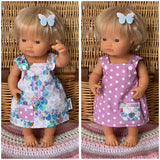 Medium Doll A-Line reversible dress