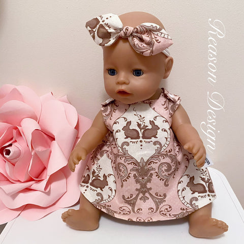 Large Doll outfit 2pc Set