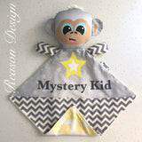 Personalised Snuggle Buddy Security Blanket
