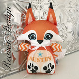 Personalised Fox boy