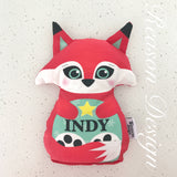 Red fox heat pack