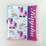 Personalised Unicorn heat pack