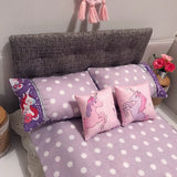 Miniature Bedding to fit 12inch dolls