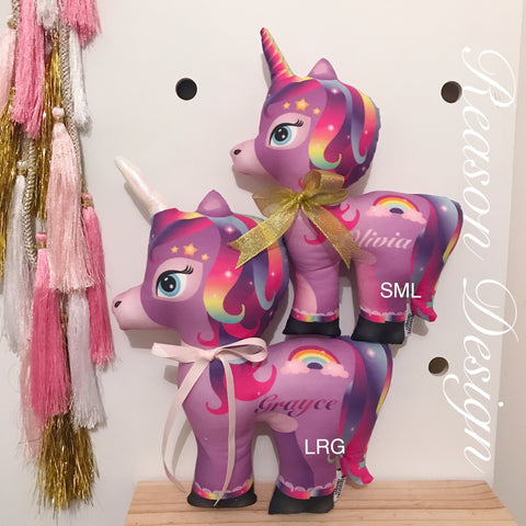 Unicorns ready to ship