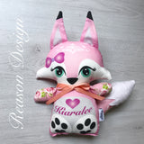 Personalised girl FOX