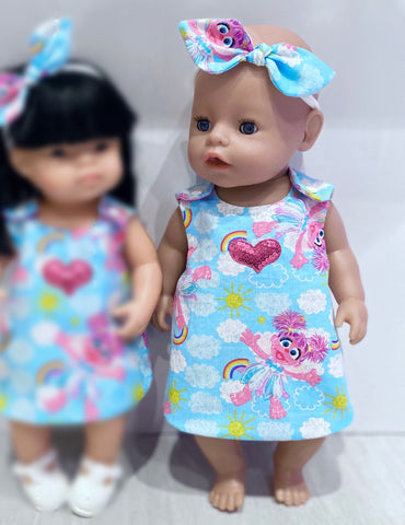 Large Doll 2pc Set