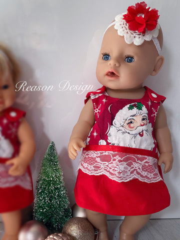 Large Doll outfit 2pc or 3pc Set