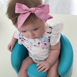 Bow nylon headbands