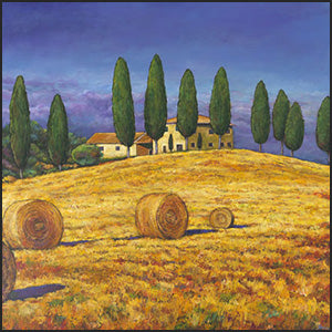 European landscape paintings and art prints by artist Johnathan Harris