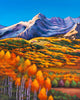 Ouray Colorado Southwest Landscape Art Print Johnathan Harris