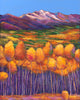Aspen Silverton Colorado Southwest Landscape Art Print Johnathan Harris