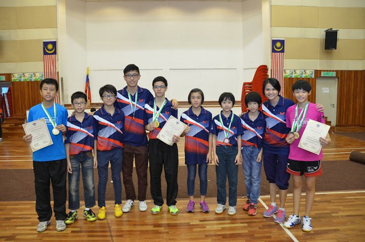 36th Milo Malaysia Junior & Cadet Table Tennis Championships