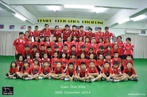 Team Star Elite 2014