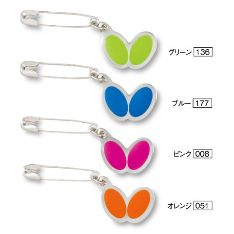 BUTTERFLY SAFETY PIN-WING - Accessories - SETTC
