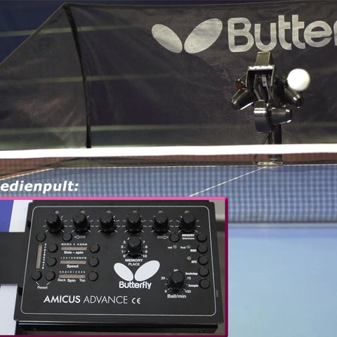 BUTTERFLY AMICUS Advance Robot - Robots - SETTC