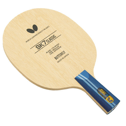 BUTTERFLY SK7 CLASSIC-CS - Blades: Penhold - SETTC