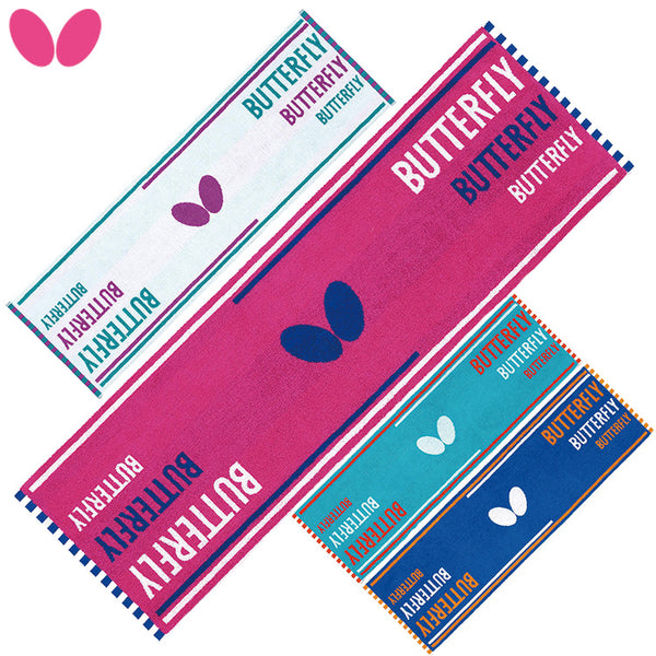 BUTTERFLY SLICK SPORTS TOWEL - Accessories - SETTC