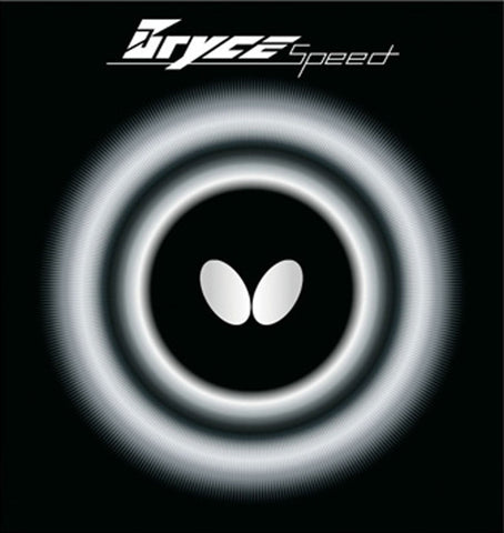 BUTTERFLY BRYCE SPEED - Rubber - SETTC