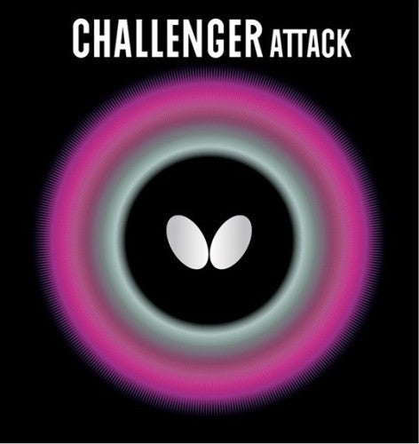 BUTTERFLY CHALLENGER ATTACK - Rubber - SETTC