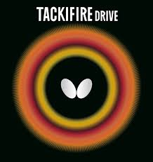 BUTTERFLY TACKIFIRE DRIVE - Rubber - SETTC