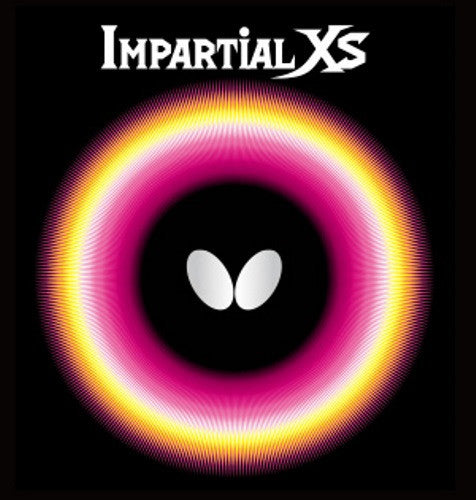 BUTTERFLY IMPARTIAL XS - Rubber - SETTC