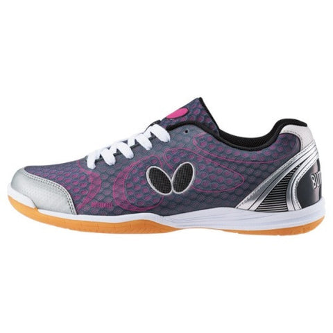 BUTTERFLY LEZOLINE LAZER SHOES - GREY - Shoes - SETTC