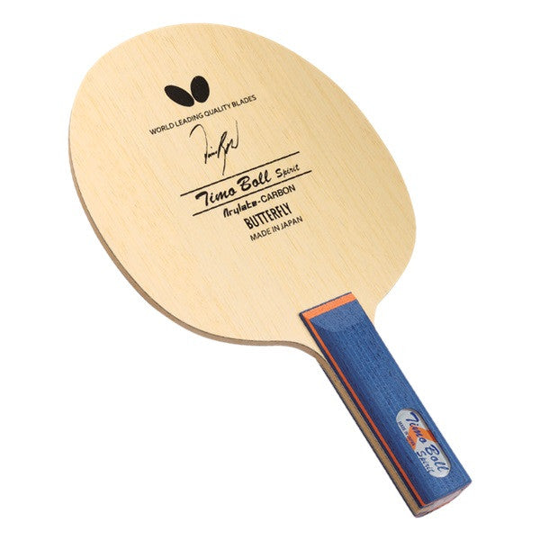 BUTTERFLY TIMO BOLL SPIRIT - Blades: Shakehand - SETTC