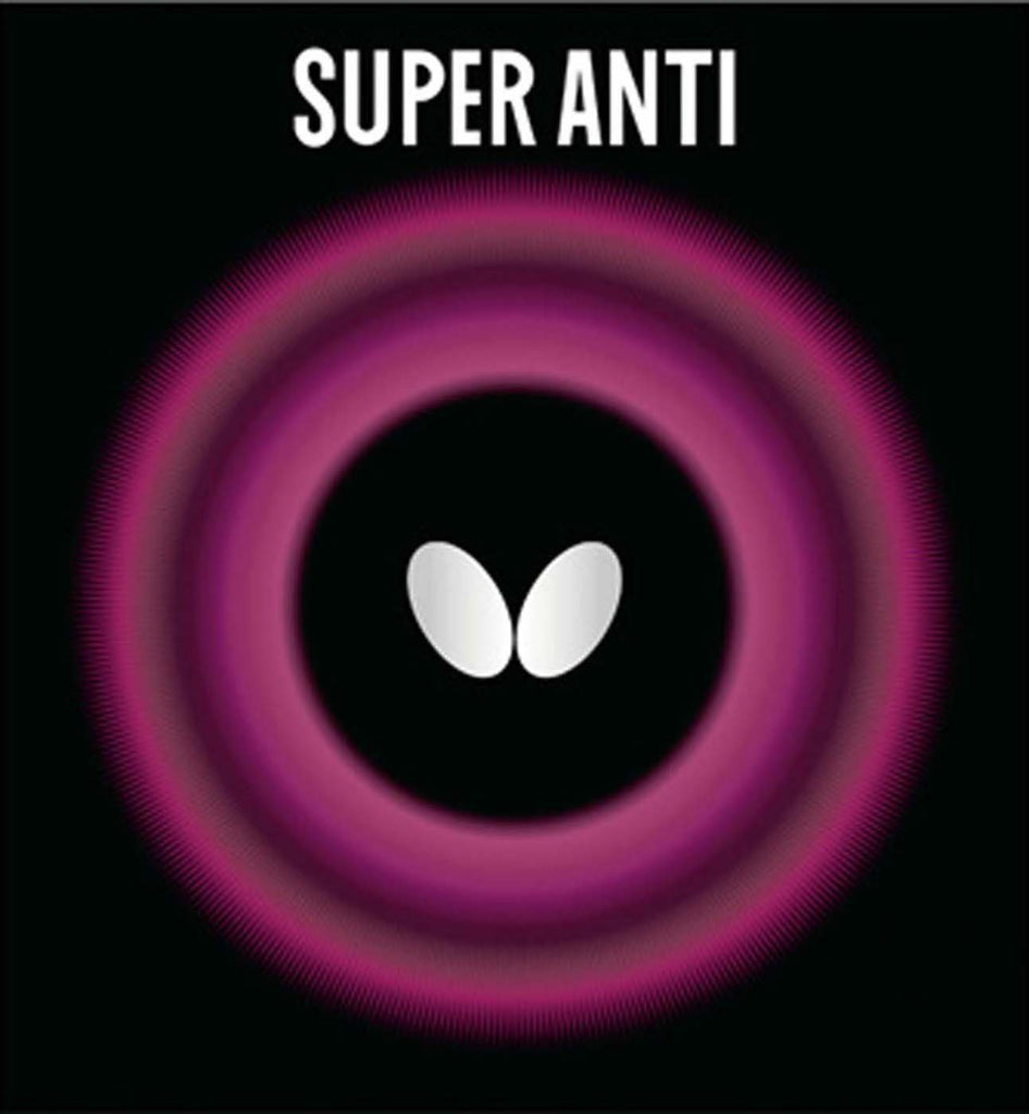 BUTTERFLY SUPER ANTI - Rubber - SETTC