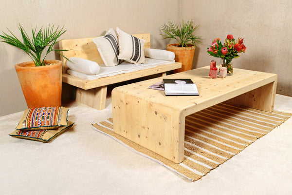 AIRSTREAM COFFEE TABLE