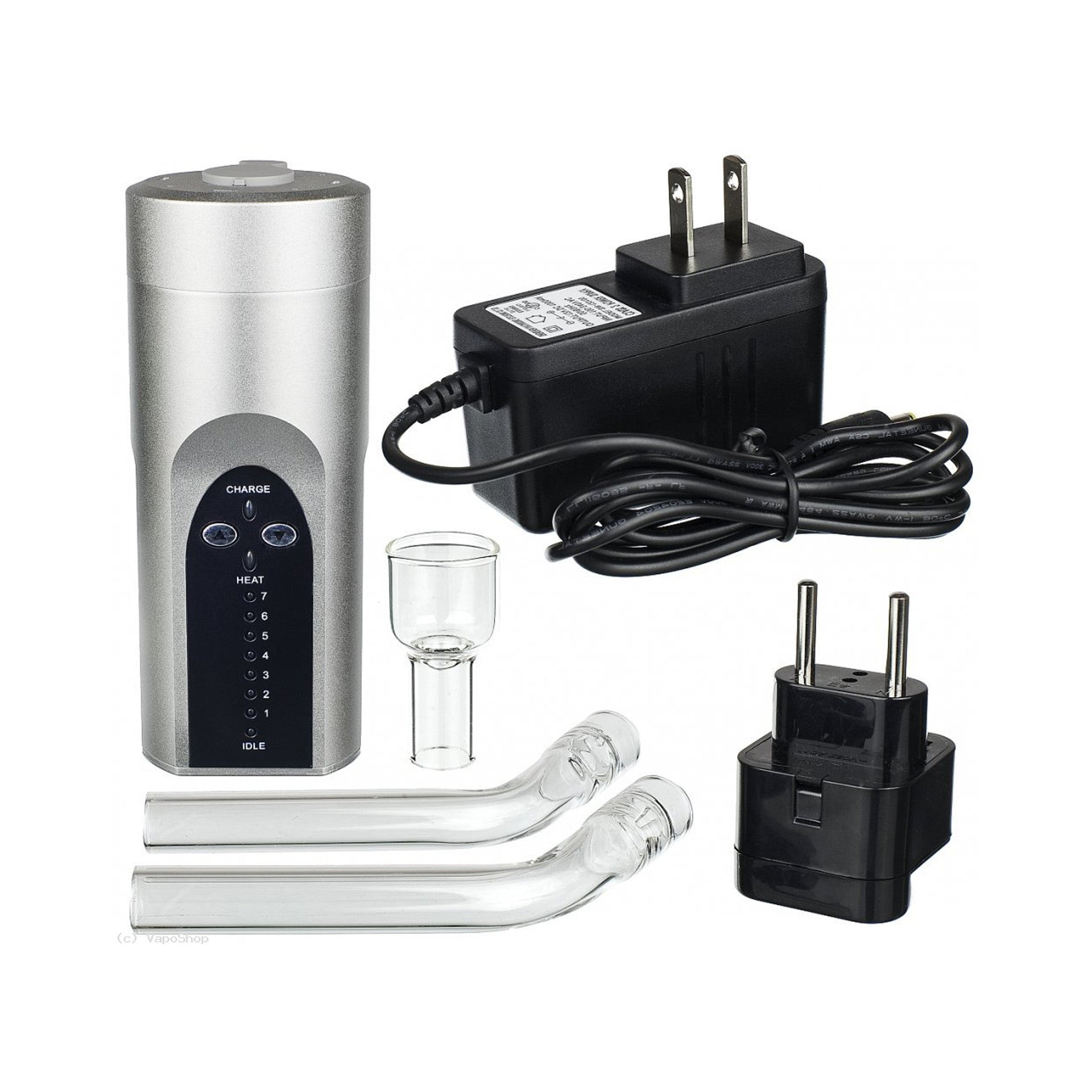 arizer solo included in box