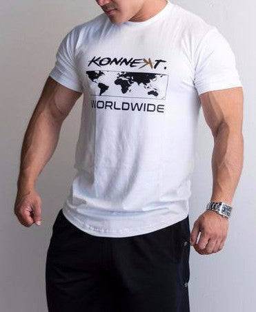 KONNEꓘT. Worldwide Tee - KONNEꓘT. Apparel