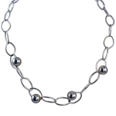 Oval Ball Chain