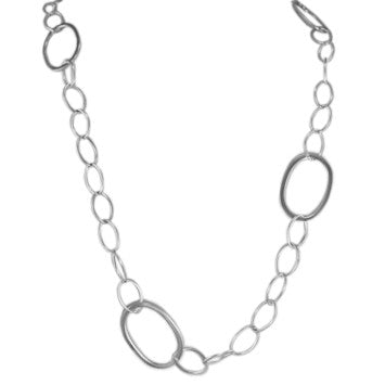 Oval Chain w/Oval Links