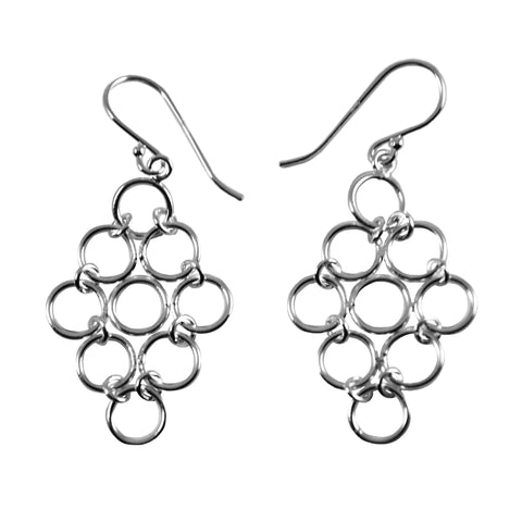 Retro Wire Earrings
