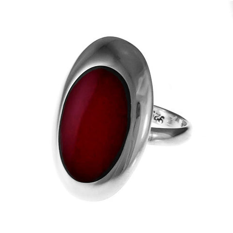 Resinate Ring Red