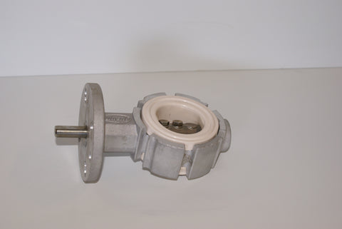 "2"" Butterfly Valve Aluminum Body, Stainless Disc, White Seat (part # 2-400-003501)"