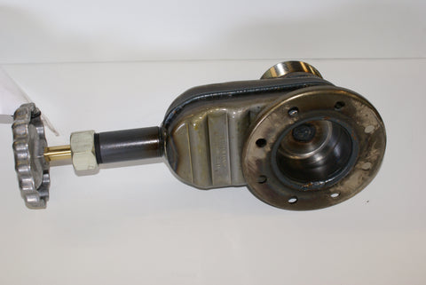 "4"" steel gate valve (part # G-1004)"