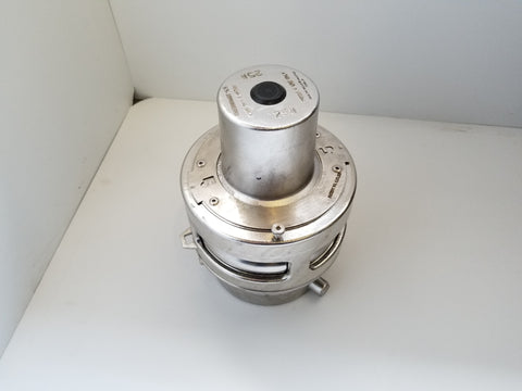"4"" Vent NPT Swivel Connection 25 PSI (part# GE-DOT407LT-WV-25)"