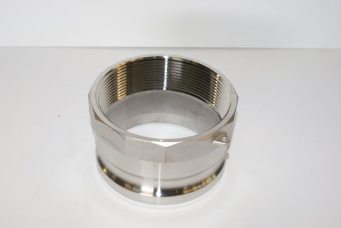 "Camlock Coupling 2"" SS Part A (part # PA20S)"