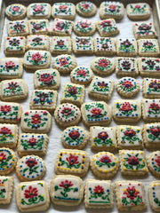 Hungarian Wedding Cookies