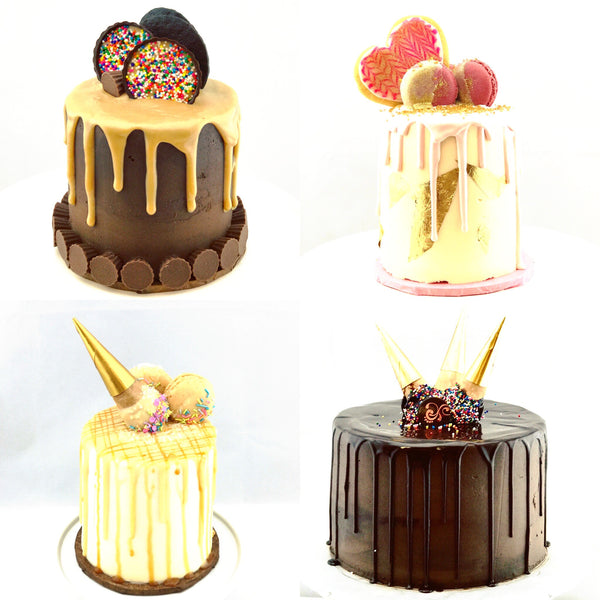 Gourmet Celebration Cakes
