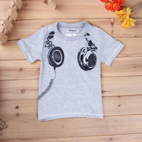 Milo Headphone Tee