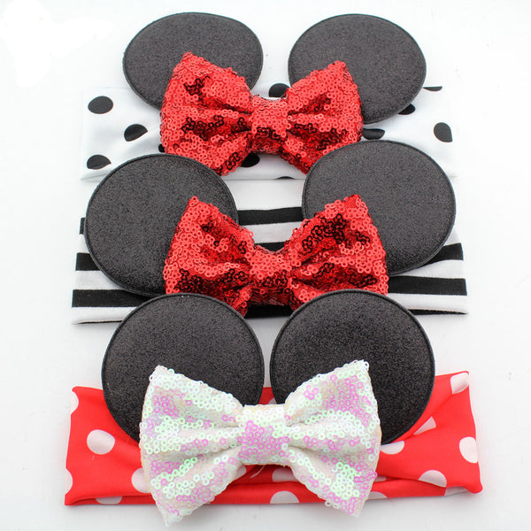 Mouse Ears Headbands