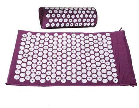 Acupressure Massager Yoga Mat and Pillow Set- Less Pain More Relaxation - Ultimate Yoga Bliss, Yoga Leggings, Yoga Pants, Yoga Tops