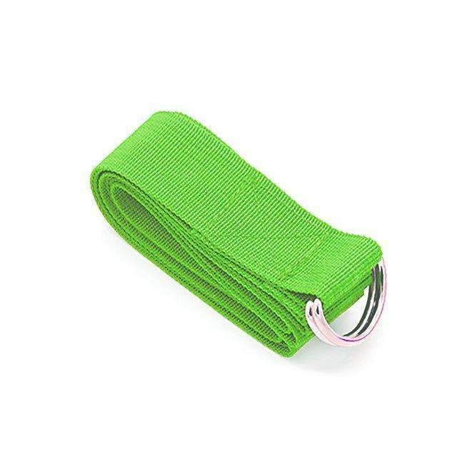 Adjustable Yoga Strap for Stretching, General Fitness, Flexibility. - Ultimate Yoga Bliss, Yoga Leggings, Yoga Pants, Yoga Tops