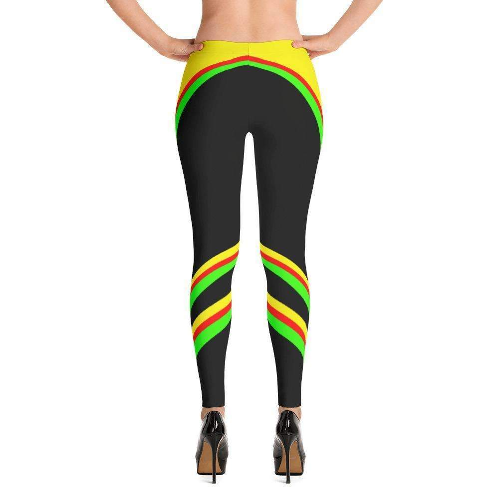 African Wild Leggings - Ultimate Yoga Bliss, Yoga Leggings, Yoga Pants, Yoga Tops