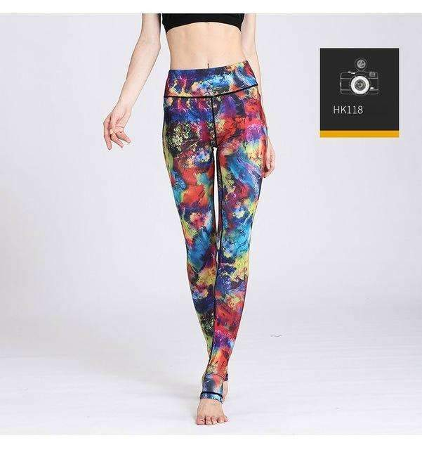 Beauty Striking Yoga leggings - Ultimate Yoga Bliss, Yoga Leggings, Yoga Pants, Yoga Tops