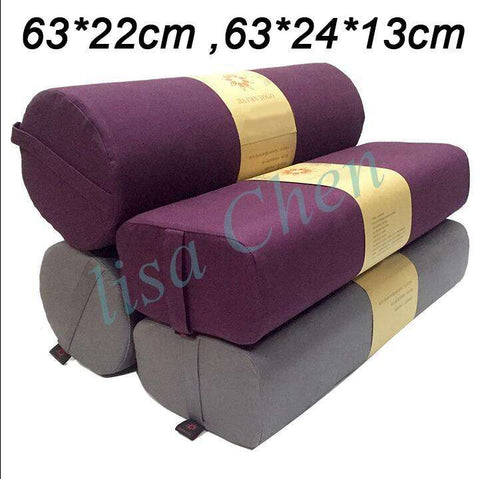 Ultimate Yoga Bliss:Cotton Cover Yoga Pillow,[variant_title],Yoga Leggings, Yoga Capri, Yoga Clothing, Yoga accessories