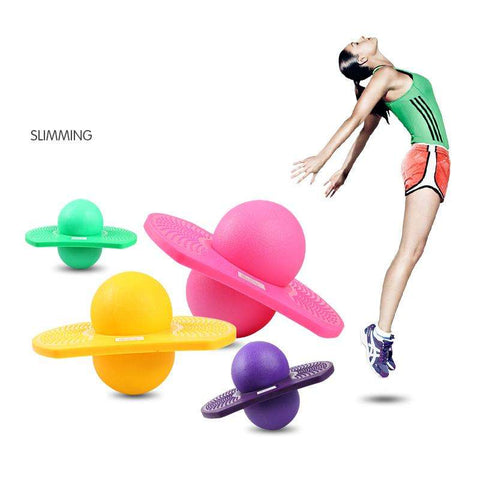 Fitness Bouncing Yoga Ball - Ultimate Yoga Bliss, Yoga Leggings, Yoga Pants, Yoga Tops