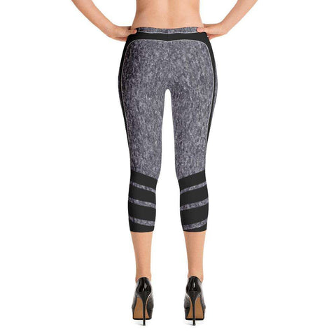 Galaxy Yoga Capri - Ultimate Yoga Bliss, Yoga Leggings, Yoga Pants, Yoga Tops